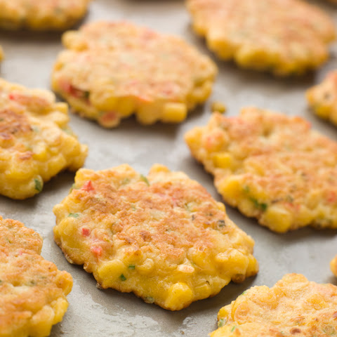 Best Cheese Corn Fritters | Corn Casserole, Mac and Cheese and Grilled ...