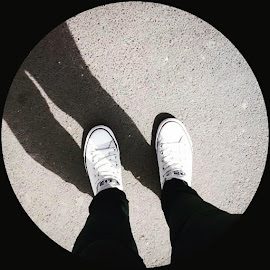 All Star by Nikol Cvetković - Artistic Objects Clothing & Accessories ( shoes, all star, black and white, converse, bnw )