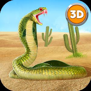 king cobra snake simulator 3d android apps on google play. Black Bedroom Furniture Sets. Home Design Ideas