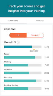App Lumosity - Brain Training apk for kindle fire