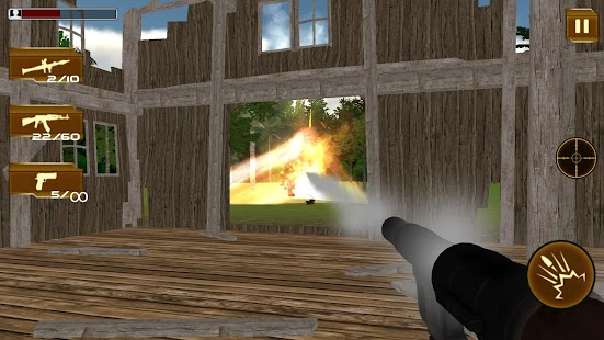 Modern Army Commando Shooter - screenshot
