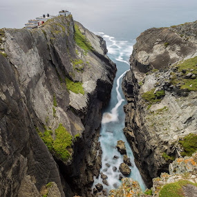 Mizen Head by Jirka Vráblík - Landscapes Waterscapes ( west cork, seascapes, mizen head, goolen, ireland )