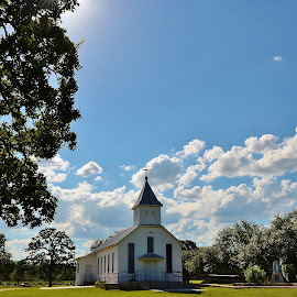 St. Mary's Catholic Church, Pin Oak, TX  6815 by Jim Suter - Buildings & Architecture Places of Worship