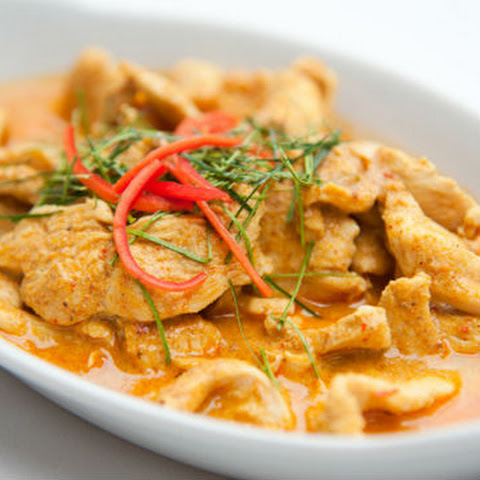 Coconut & Tamarind Chicken Curry