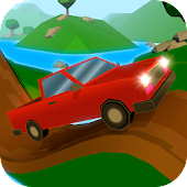 Download Pixel Car Hill Climb Race 3D APK to PC