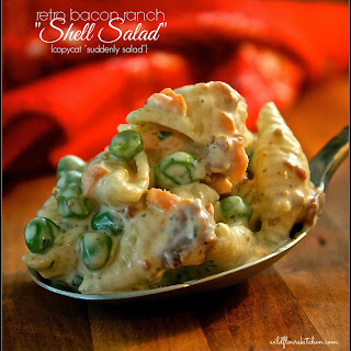 Shells Salad Peas Recipes