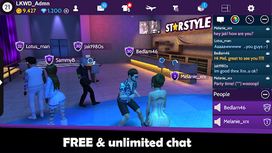 Download Avakin Life - 3D virtual world APK on PC