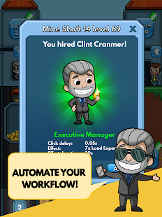 Idle Miner Tycoon APK for Lenovo