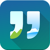 Quote It - Quote Maker & Wallpaper Generator APK Icon