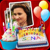 App Name On Birthday Cake version 2015 APK
