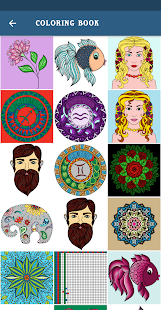App Coloring Mandala - Adult Coloring Books APK for Kindle