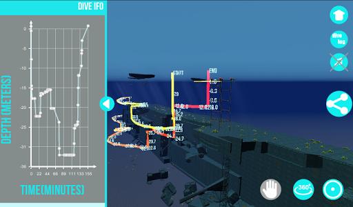 Scuba Dive Simulator: Zenobia - screenshot