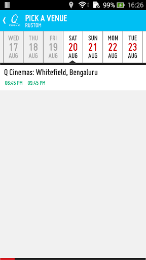 Q Cinemas screenshot 3