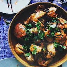 Malaysian Chilli Crab Feast