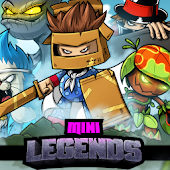 Mini Legends (Unreleased)