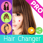Hair Color Changer & Wigs 1.0.8 Apk
