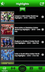 Download Live Cricket Matches APK on PC