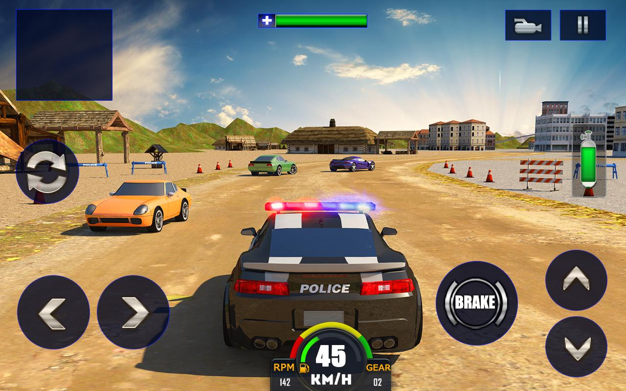Police Chase Adventure sim 3D Screenshot 8
