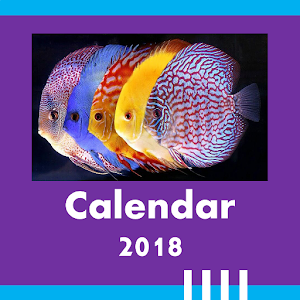 Aquatic Calendar 2018 for PC-Windows 7,8,10 and Mac