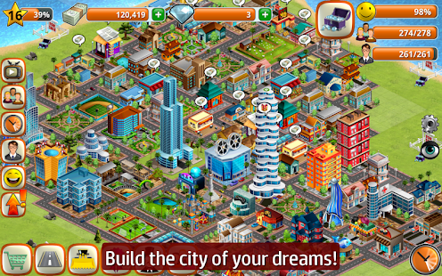 Village City - Island Sim Farm: Build Virtual Life APK for Ubuntu
