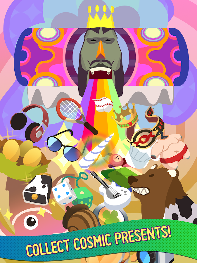 Tap My Katamari - Idle Clicker Screenshot 10