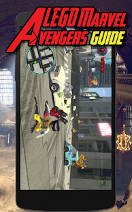 Guide LEGO Marvel's Avengers - screenshot