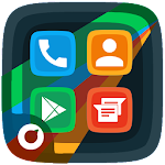 Colors Life Icon Pack   Theme Icon