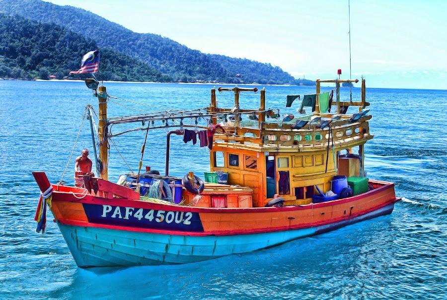 by Syafizul  Abdullah - Transportation Boats