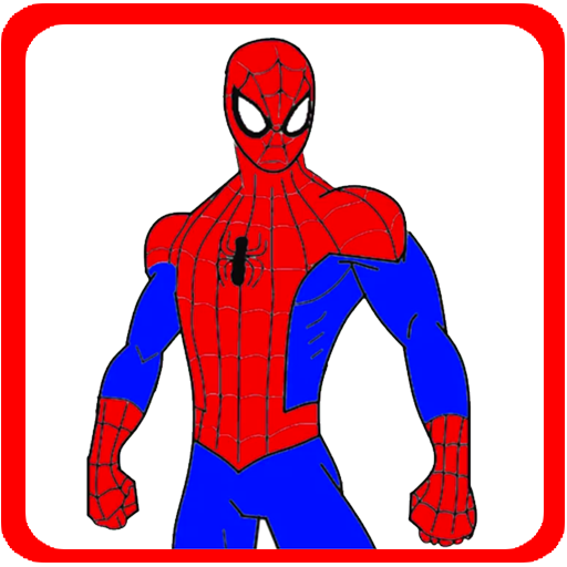 How To Draw Spider-Man (Spider Drawing) (game)