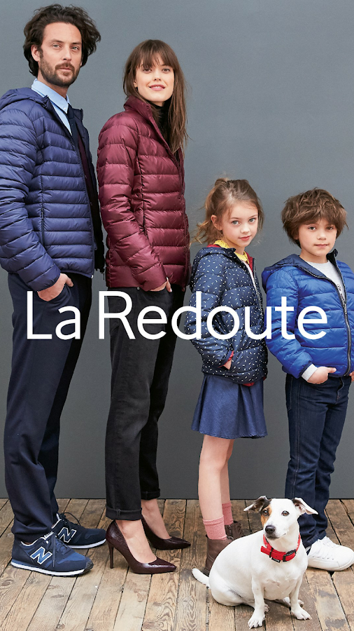 La Redoute CH-Mode & maison Screenshot