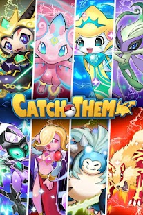 Catch Them——Pokimon Boom for pc