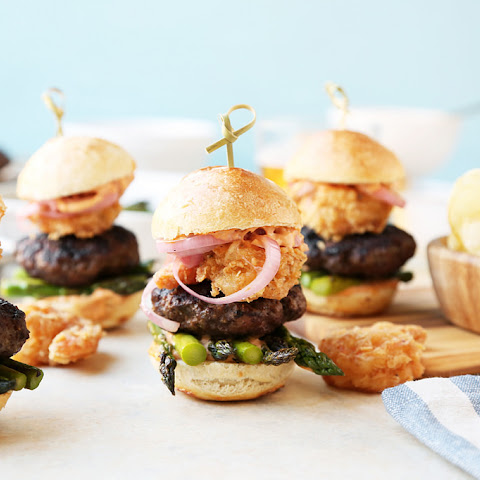 Surf and Turf Sliders