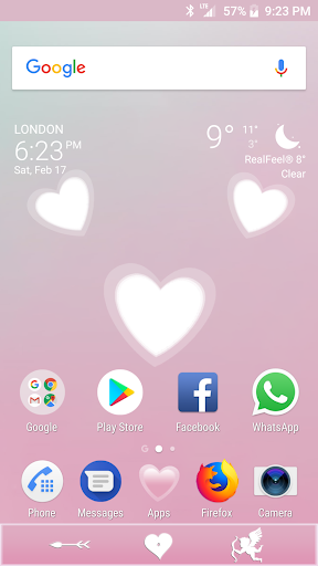 XPERIA™ Animated 4ever Love Theme Apk Download Free for PC, smart TV