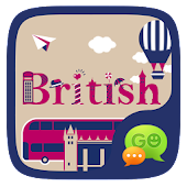 App (FREE) GO SMS BRITISH THEME APK for Windows Phone