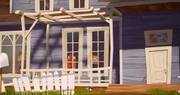 Walkthrough for Neighbor Game
