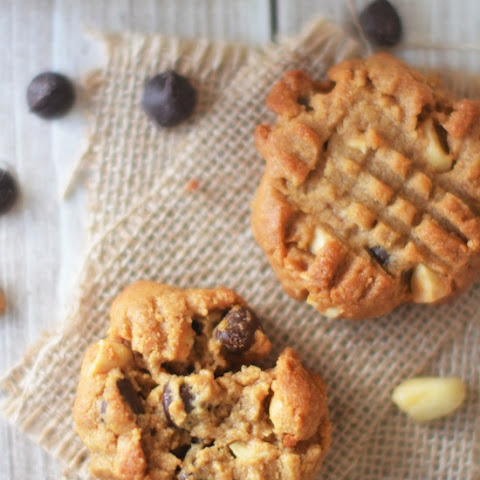 Easy Gluten-Free Peanut Butter Cup Cookies