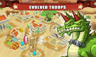 Screenshot of Little Empire