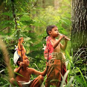Rio & Rama by Bli Gede Bagoes IGPWT - Babies & Children Children Candids