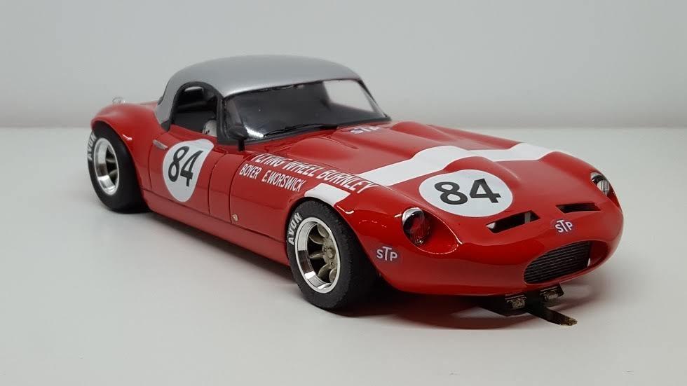 BoS KL1 Jaguar E