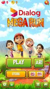Dialog Mega Run for pc