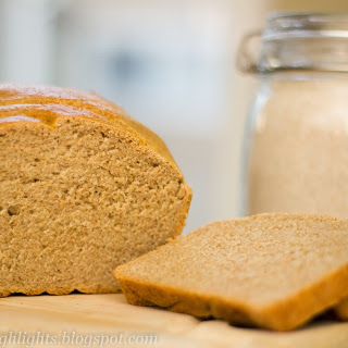 Basic whole wheat bread - Soft and tender