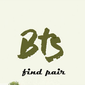 Download free BTS Army game on find pair for PC on Windows and Mac