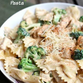 Cajun Chicken Bowtie Pasta Recipes