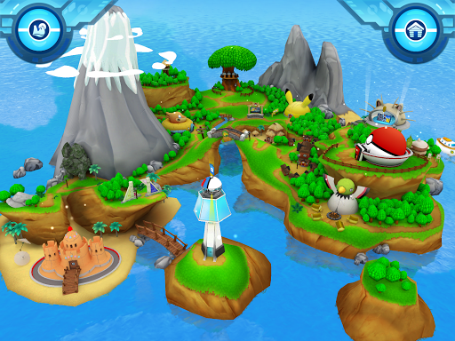 Camp Pokémon screenshot 11
