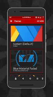 Material Faded CM13 - Red- screenshot thumbnail
