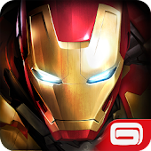 Game Iron Man 3 - The Official Game APK for Kindle