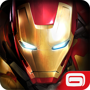 Cover art Iron Man 3 - The Official Game