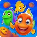 APK Game Fishdom for BB, BlackBerry