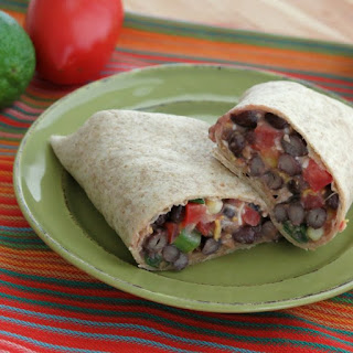 Spicy Bean Wrap Recipes