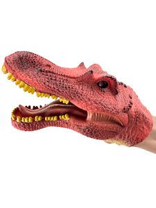"Игрушка-фигурка серии ""Город Игр"", динозавр цератозавр, бибабо"